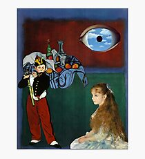 Rothko, Cezanne, Manet, Magritte, Renoir Photographic Print