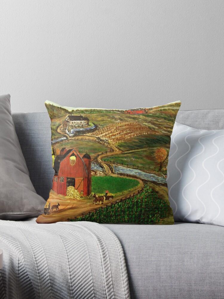 Old Mill Farm by KensArt2