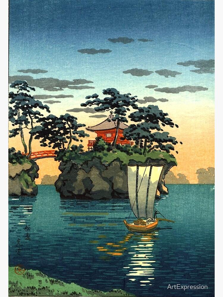 Tsuchiya Koitsu - Matsushima by ArtExpression