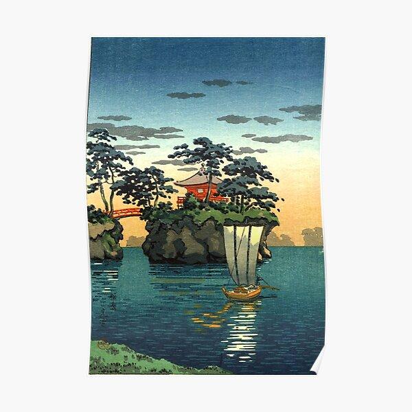 Tsuchiya Koitsu - Matsushima Poster