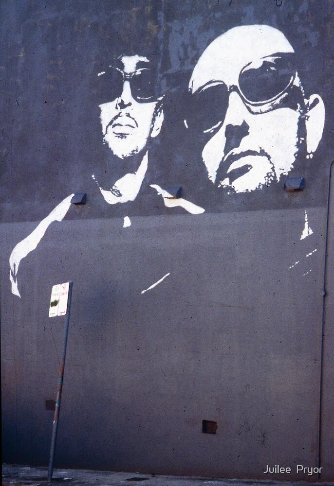 Walled up in Petersham by Juilee  Pryor