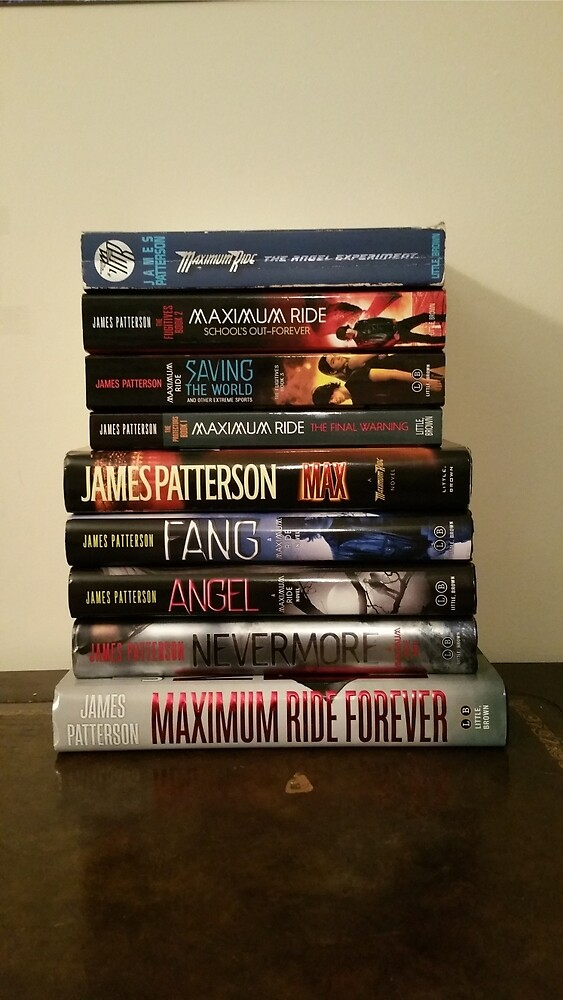 Maximum Ride by bookfanatic