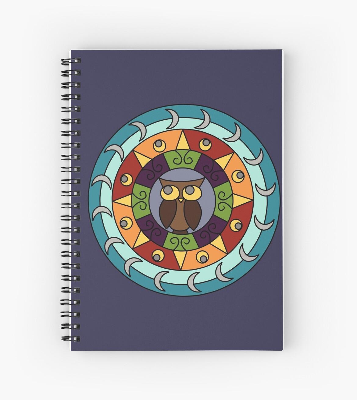 Mand-owl-a by Wonderawhile