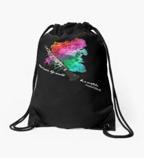 Clarinet Musician Orchestra Woodwind Drawstring Bag
