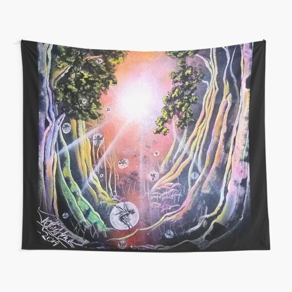 Realm of Dreams Tapestry
