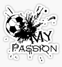 Pegatina El futbol mi pasion