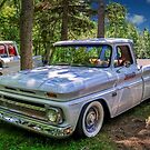 1966 Chevrolet C10 pickup truck by kenmo