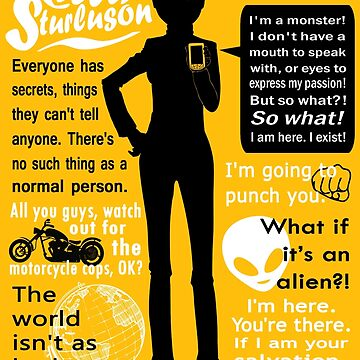 Celty Sturulson Quotes by esperjester