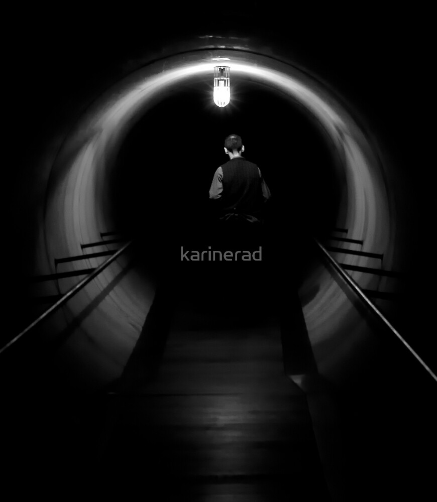 Into the Darkness by Karine Radcliffe