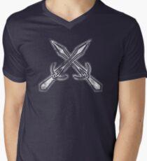 Riften - Skyrim V-Neck T-Shirt