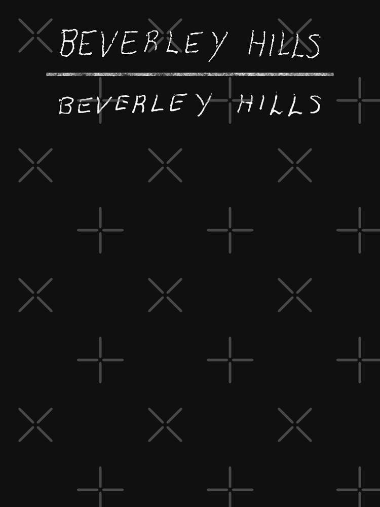 The Jinx - Beverley Hills - White | Unisex T-Shirt