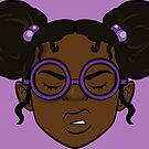 Lunella....Girl. by 5ivefooterart