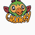 «Grookey » de plieguito