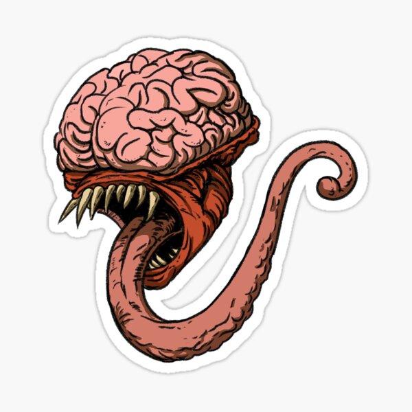 Licker mutant Sticker