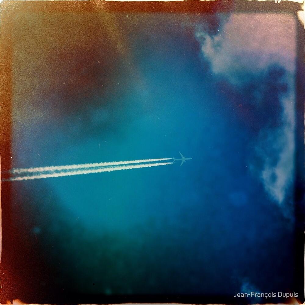 The plane by Jean-François Dupuis
