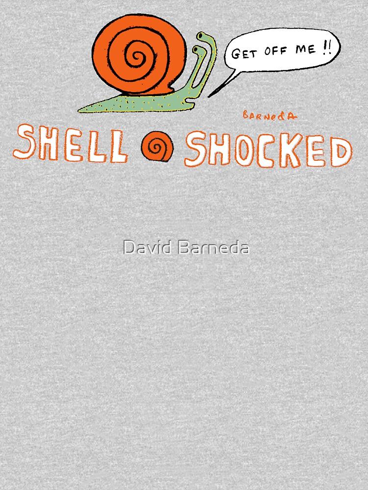 Snail - Shell Shocked by barneda