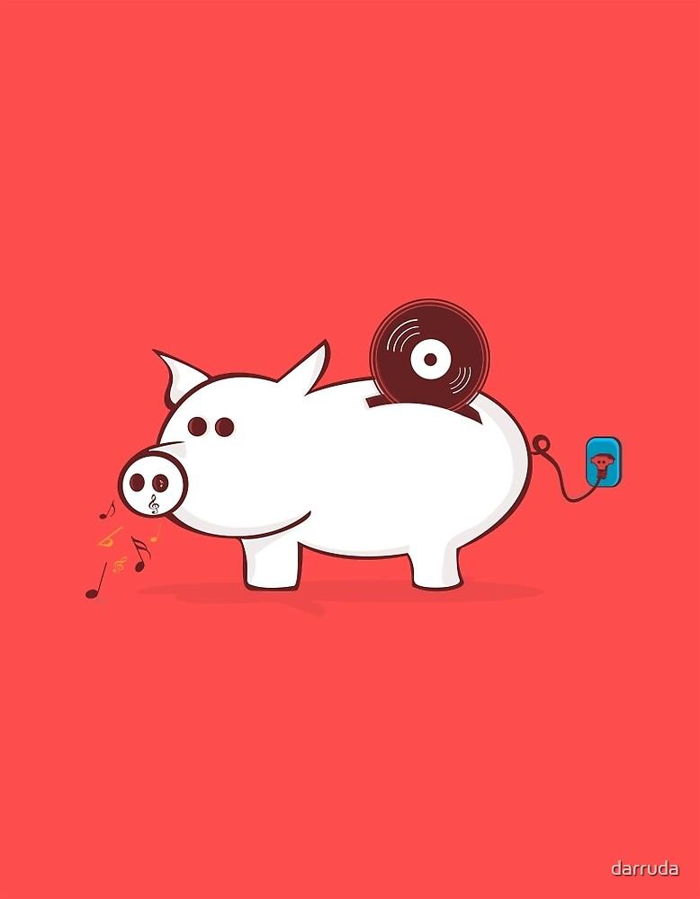 PORC PIG PLAY by darruda