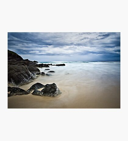 Connors Beach Photographic Print
