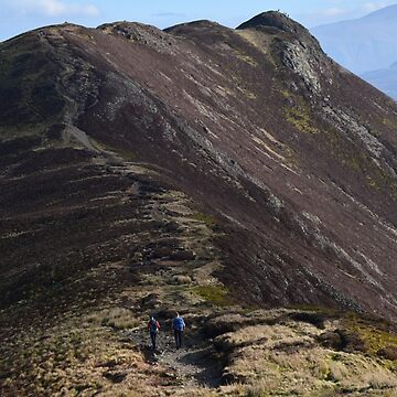 Lake District: Heading to Causey Pike by rob3003