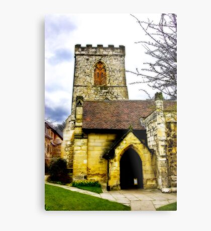 Holy Trinity Church - Goodramgate,York Metal Print