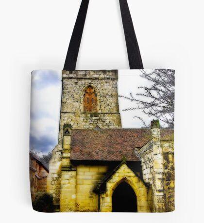 Holy Trinity Church - Goodramgate,York Tote Bag