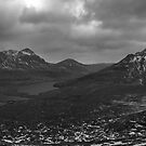 Assynt and Coigach Mountain Panorama by derekbeattie