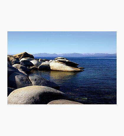 Across LakeTahoe Photographic Print