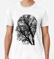Head abstract Premium T-Shirt
