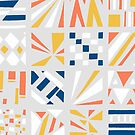 Abstract One by -Patternation-