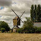 Moulin de Patouillet by Amanda White
