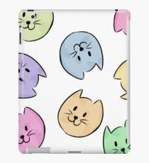 Kitties iPad Case/Skin