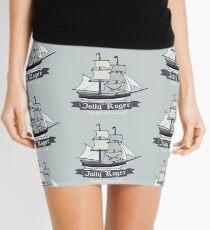 The Jolly Roger Mini Skirt