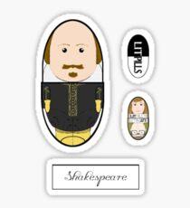 LitPills - Shakespeare (Classics Series) Sticker
