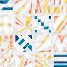 Abstract Three by -Patternation-