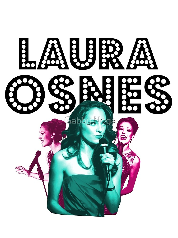 Laura Osnes is queen by Gabby Noga