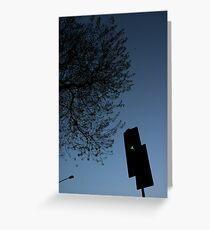greenlight Greeting Card