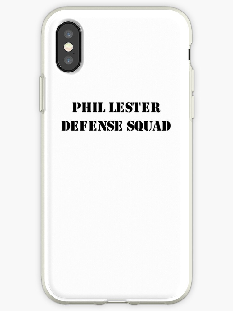 Phil Lester Defense Squad: Army Style by thatchickcj