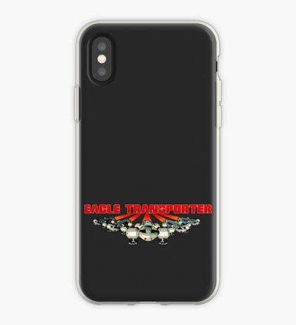 Eagle Transporter Full Back iPhone Case