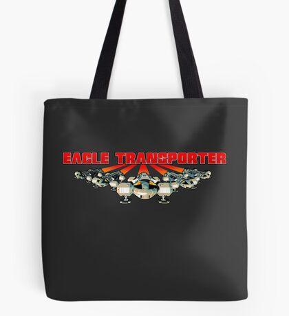 Eagle Transporter Full Back Tote Bag
