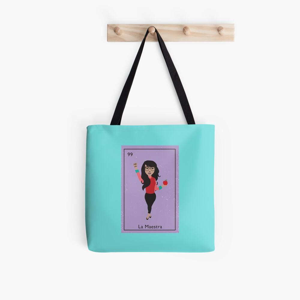 La Maestra Tote Bag