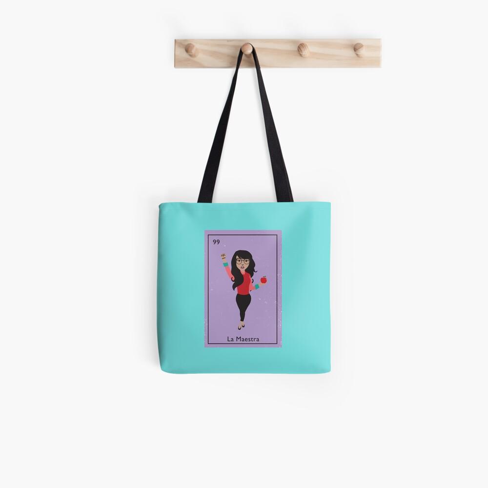 Copy of  La Maestra Tote Bag