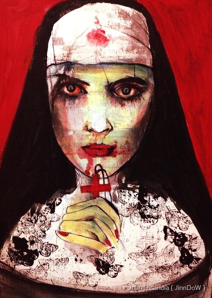 The Redeemer by John Dicandia ( JinnDoW )
