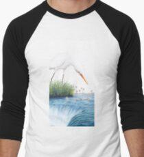Driftwood Baseball ¾ Sleeve T-Shirt