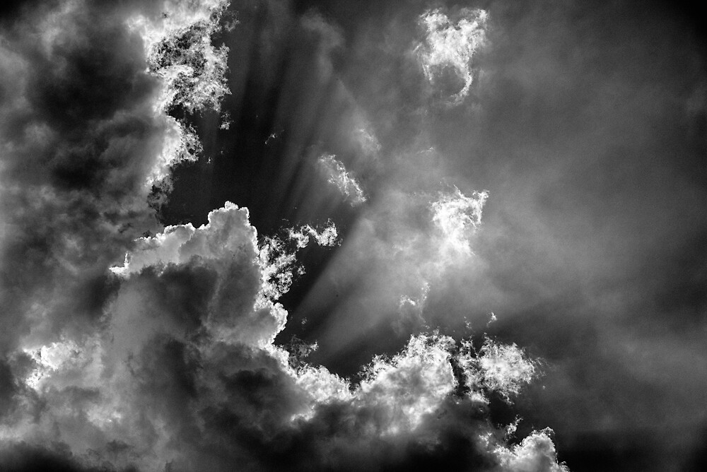 Obscured by clouds by Mossrocket