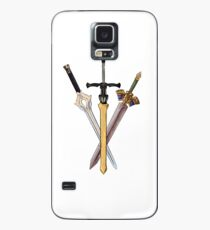 Fire Emblem - Legendäre Schwerter Hülle & Klebefolie für Samsung Galaxy