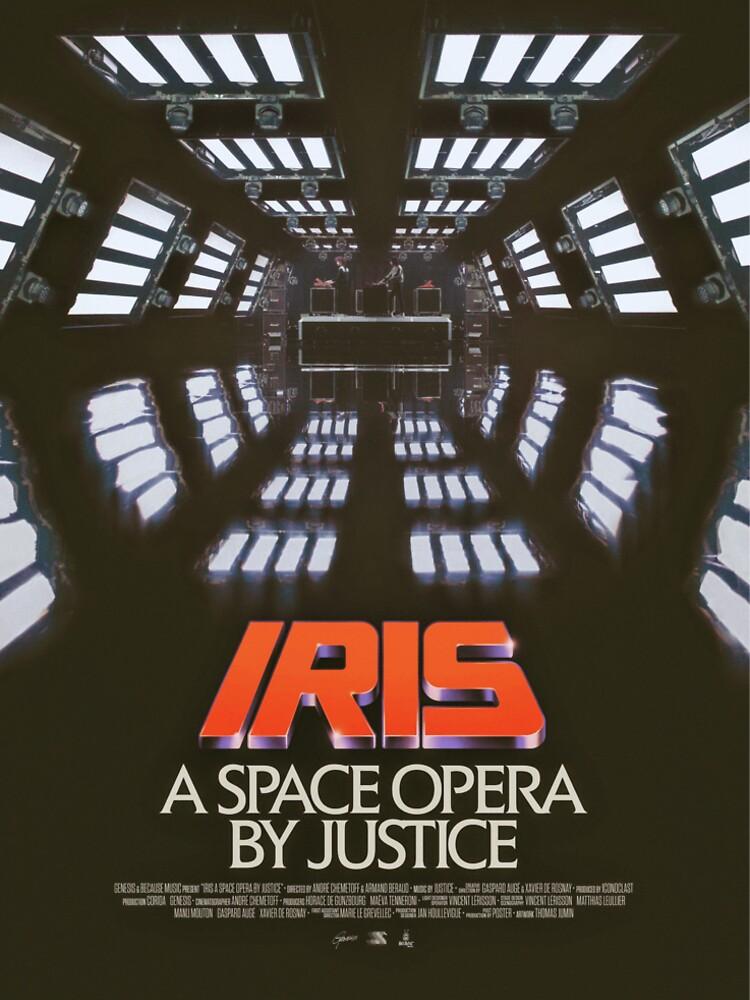 Iris: Eine Weltraumoper von Justice von lancelot98