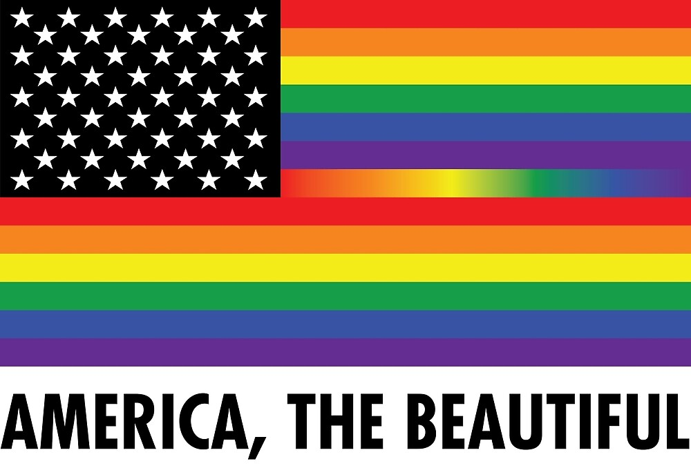America, The Beautiful by evadesigns