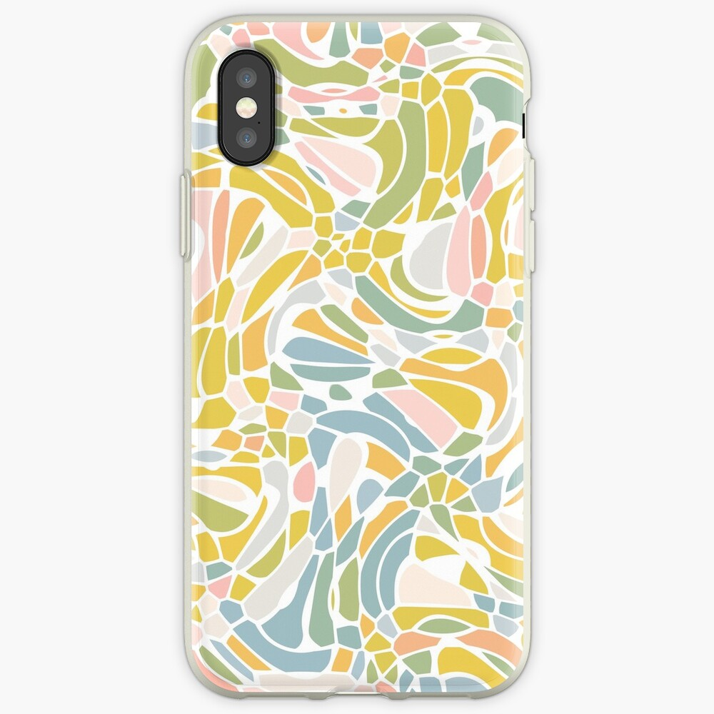 Pastel Pebbles iPhone Case & Cover