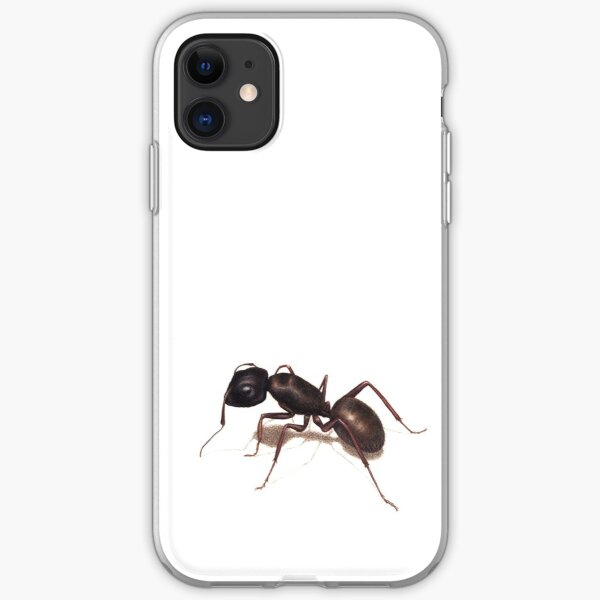 Ant iPhone Soft Case