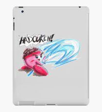 Ryu Kirby iPad Case/Skin